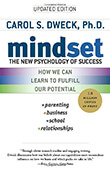 Carol Dweck - Book Cover